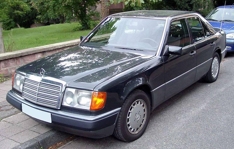 1985 1993 Mercedes Benz 200 E Araba Teknik Bilgi