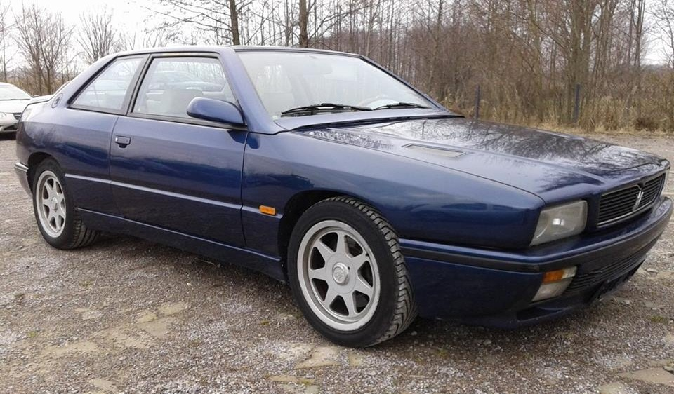 1992-1997 Maserati Ghibli 2.0 24V Biturbo   Araba Teknik Bilgi