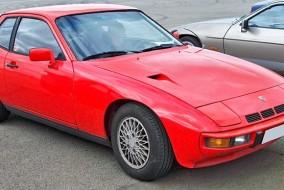 1979 Porsche 924 Turbo Coupe