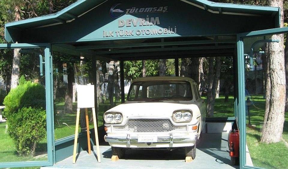 Türkiye'de tasarlanan ve üretilen ilk otomobildir.