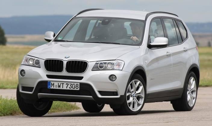 2010-2014 BMW X3 xDrive 20d