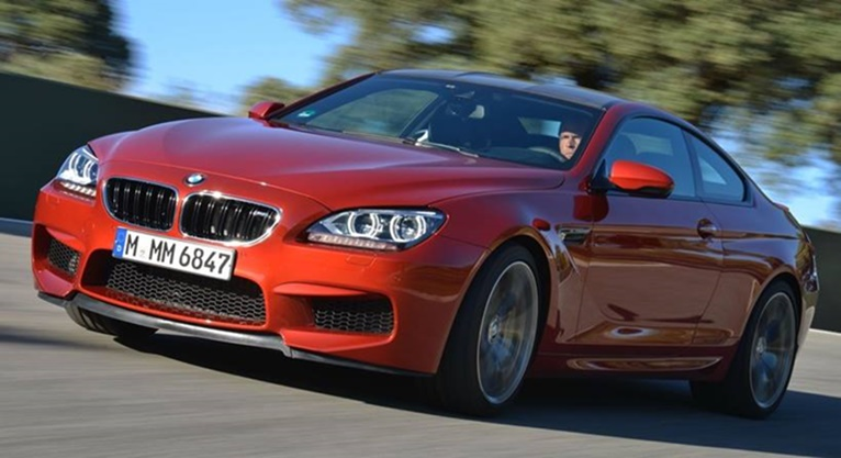 2012-2015 BMW M6 Coupe 4.4