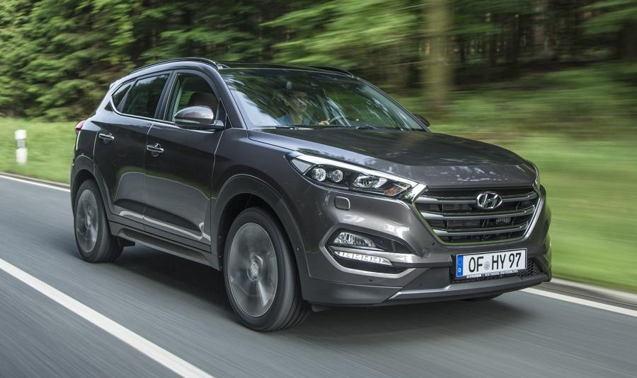 Hyundai Tucson II | Araba Teknik Bilgi