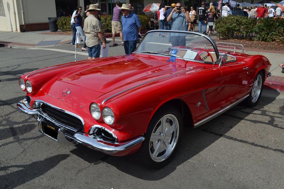 1962 Chevrolet Corvette 327
