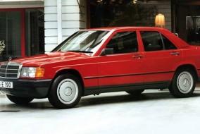 1982-1993 Mercedes-Benz 190 2.0i