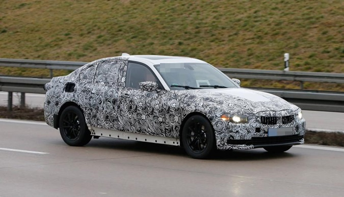 BMW 3 Serisi Yenileniyor