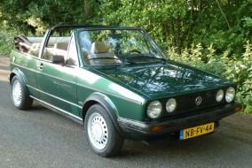 1982-1988 Volkswagen Golf Cabrio GLi