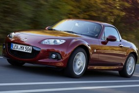 2012-2015 Mazda MX-5 Roadster Coupe