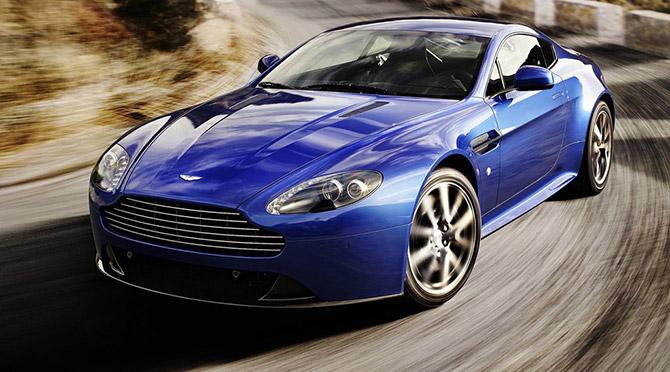 Yeni Aston Martin Vantage