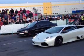 Lamborghini-Mitsubishi-Evo