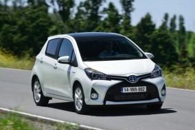 2016 Toyota Yaris 1.5 Hybrid