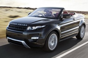 Land Rover'dan Üstü Açık SUV