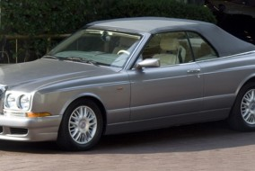 1995-2003 Bentley Azure Convertible