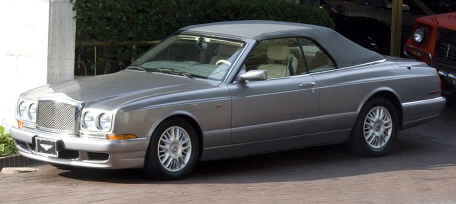 1995-2003 Bentley Azure Convertible