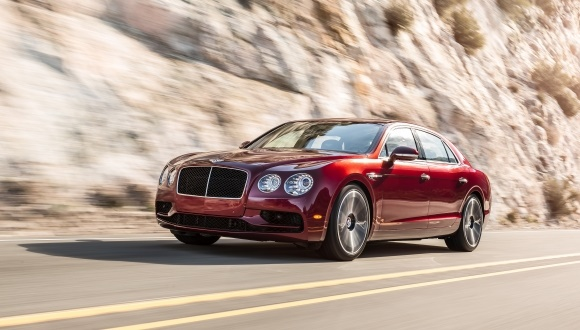 Bentley Flying Spur V8 S Tanıtıldı