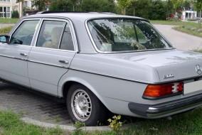 Mercedes sevdası