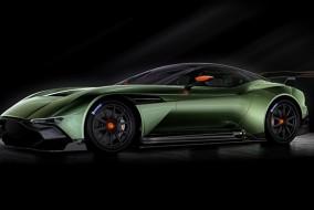 Aston Martin'den şaheser: Vulcan