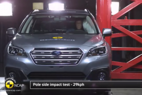 2014- Subaru Outback-test