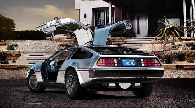 Geleceğe Dönüş DMC DeLorean