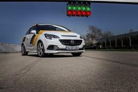 Opel'den Corsa OPC Cup
