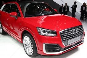 Audi Q2 Cenevre'de tanıtıldı