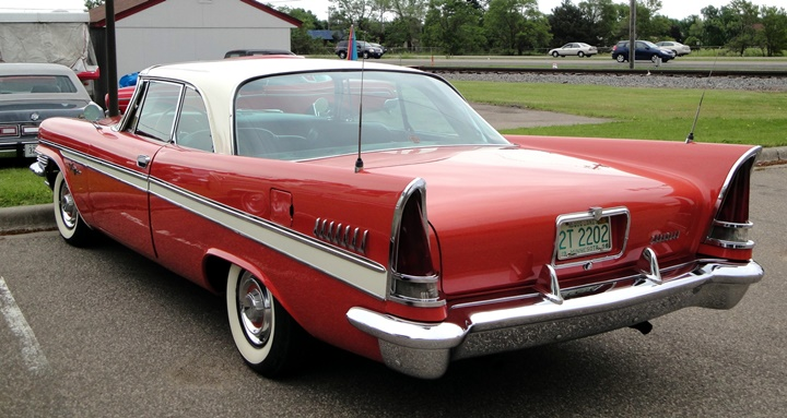 1957 Chrysler New Yorker Hardtop Coupe
