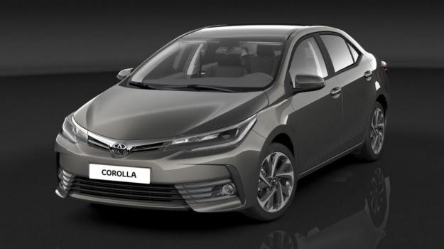 Yeni Toyota Corolla Geliyor