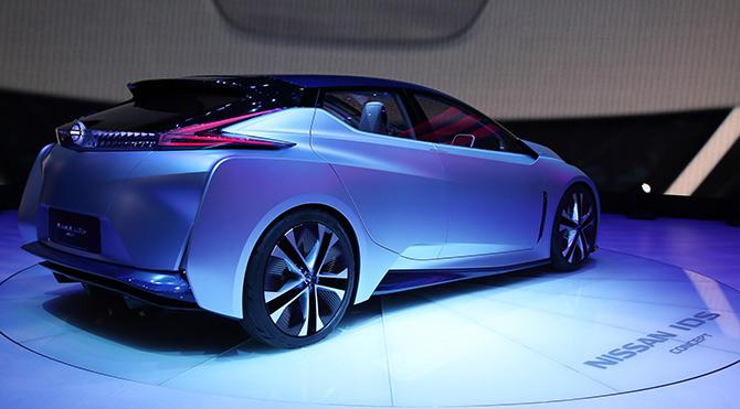 """Nissan """"IDS Concept"""""""