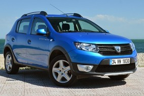 Otomatik Vites Dacia Sandero Satışa Sunuldu