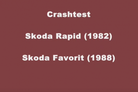 1982 Skoda Rapid -1988 Skoda Favorit test