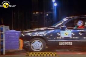 1998 Mercedes Benz E Class (W210) test