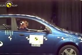 2006 Chevrolet Kalos test