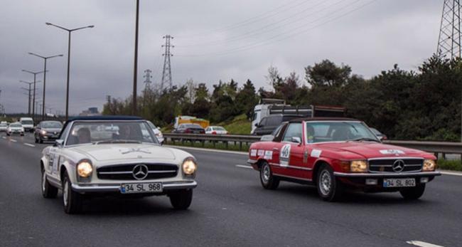 Mercedes-Benz Bahar Rallisi 2016 başladı