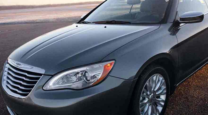 Fiat Chrysler 1 milyon aracını geri çağırdı