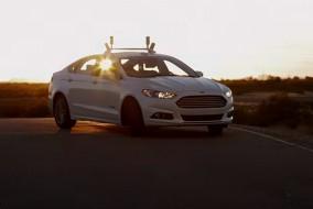 Ford'dan sürücüsüz dev adım teknoloji