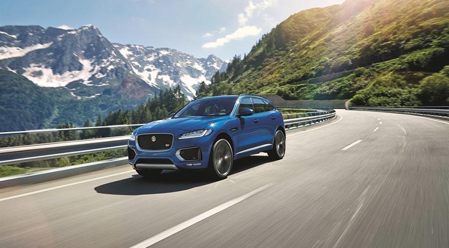 Jaguar' da takas desteği kampanyası