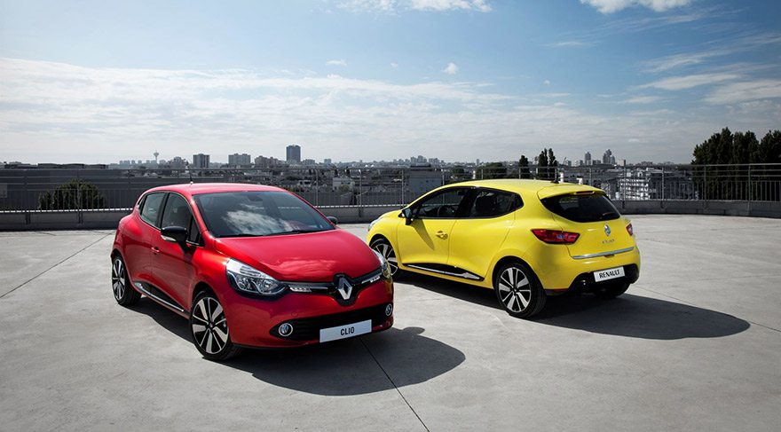 Renault' dan 48 ay vade var, faiz yok