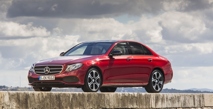 Mercedes-Benz'in yeni E-Serisi