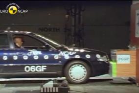 1997 Audi A4 test