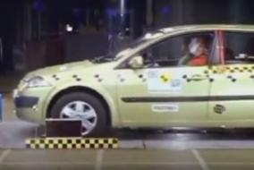 2002 Renault Megane test