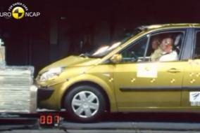 2003 Renault Scenic test