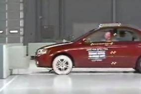 2005 Kia Cerato-Spectra test