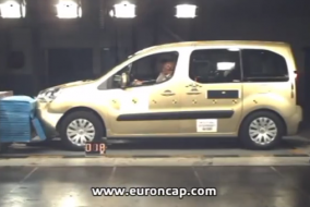 2008 Citroen Berlingo test