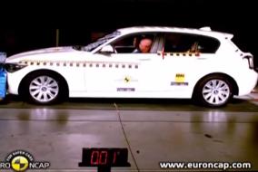 2011 BMW 1 Serisi 116 test