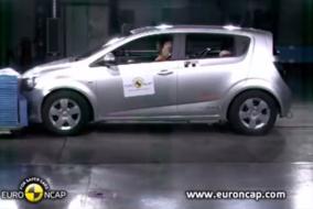 2011 Chevrolet Aveo test