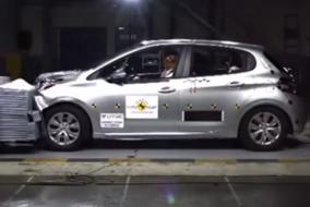 2012 Peugeot 208 test