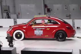 2013 Volkswagen Beetle test