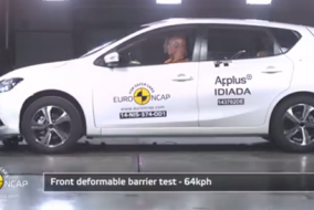 2014 Nissan Pulsar test