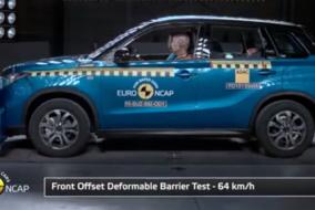 2015 Suzuki Vitara test