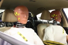Çarpışma testlerinde hız neden 64 km/s?